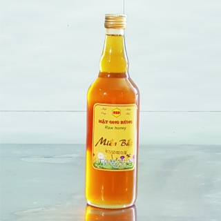 Mật Ong Rừng Natural 500ml